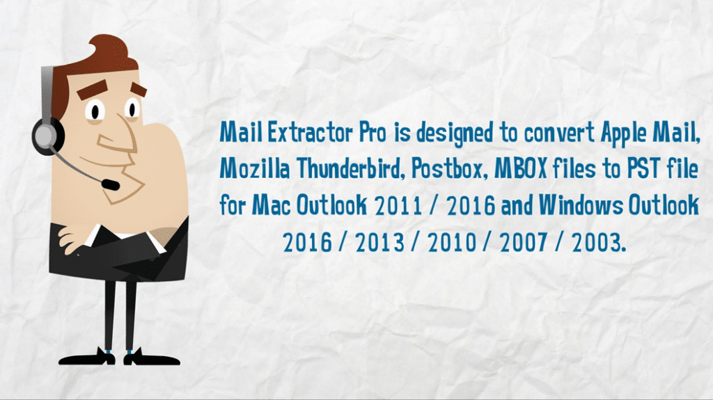 convert postbox to outlook