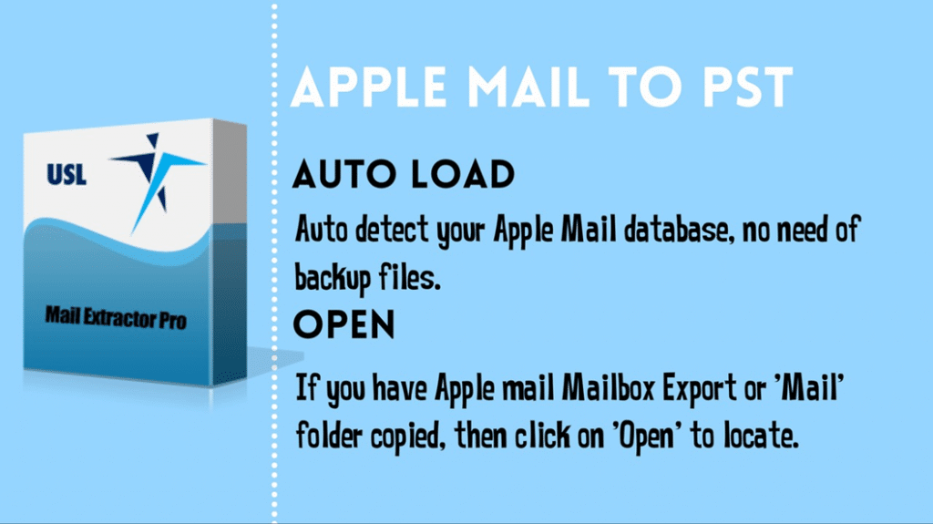 import apple mail into Outlook for Windows