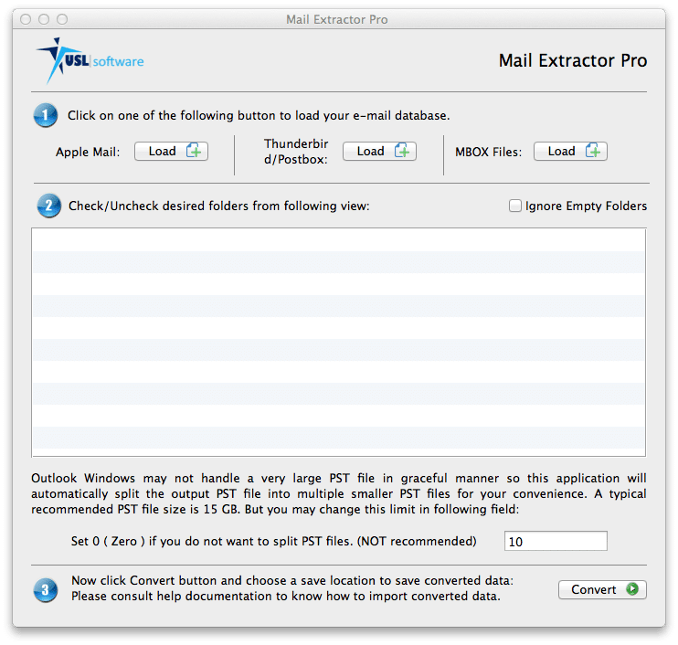 import apple mail into outlook
