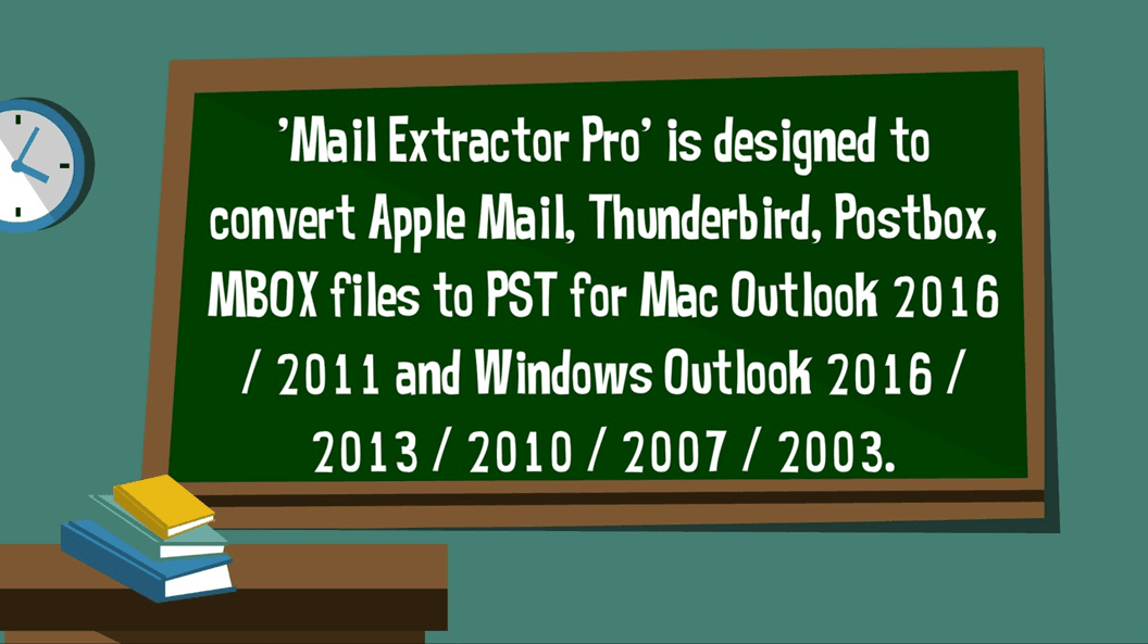 Convert Apple Mail to Outlook 2016 Will Never be a Nightmare It Usually Is! - Mail Extractor Pro
