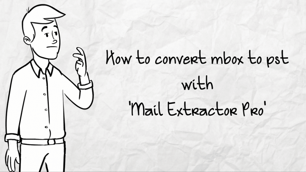 how to open mbox in outlook