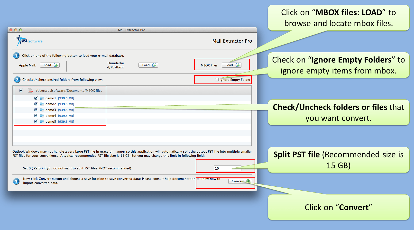 mbox outlook