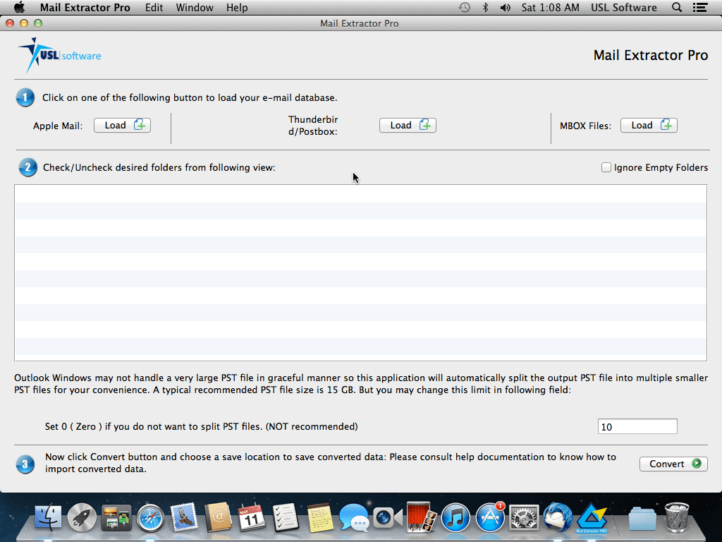 convert apple mail to outlook 2016