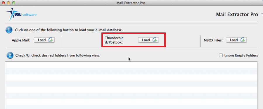 convert thunderbird mail to outlook
