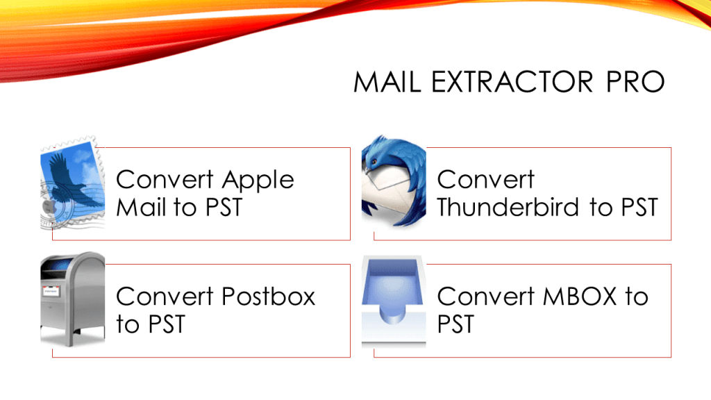 Free Thunderbird to Outlook Converter