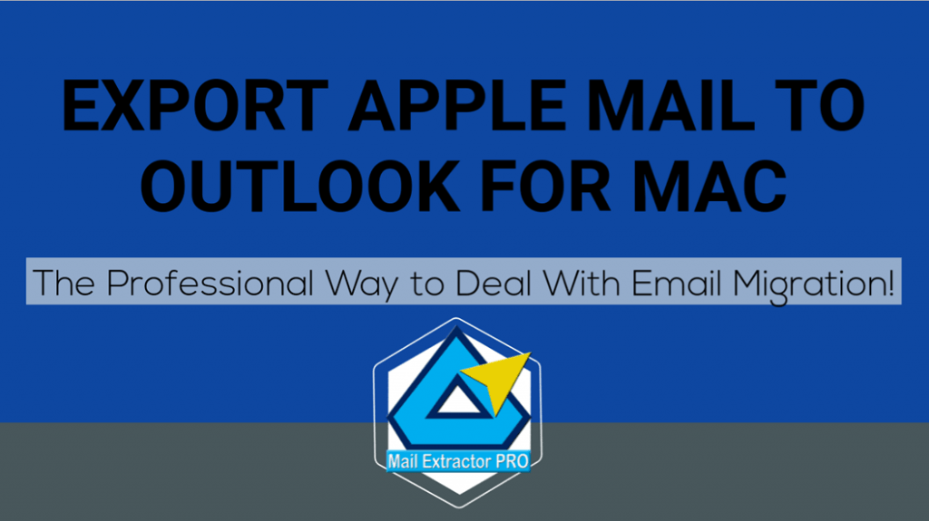 apple mail to outlook for mac