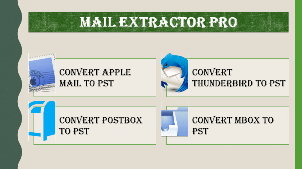 Convert Apple Mail to Outlook Export