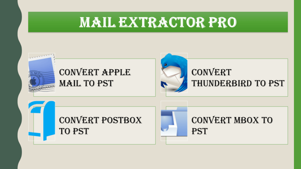 Export Mac Mail to Outlook for Windows