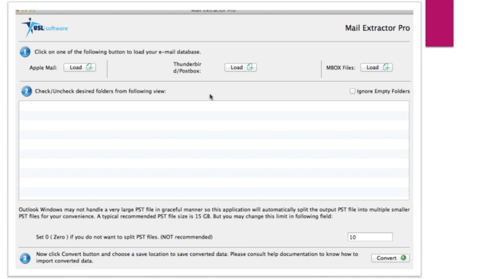 migration from apple mail to pst