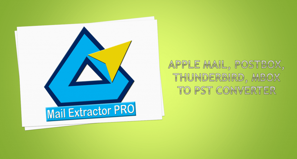 Thunderbird MBOX to PST Migration