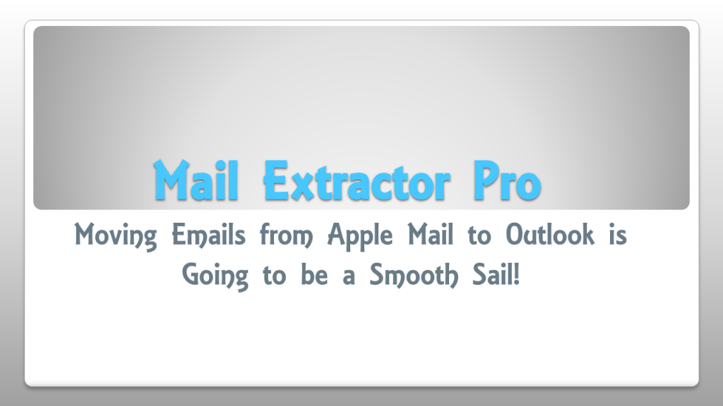 moving emails from apple mail to outlook for mac and windows