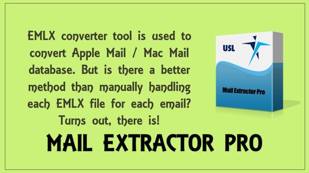 EMLX Conversion