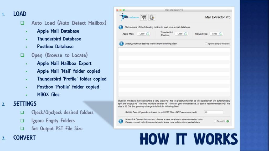 Google MBOX file to Outlook