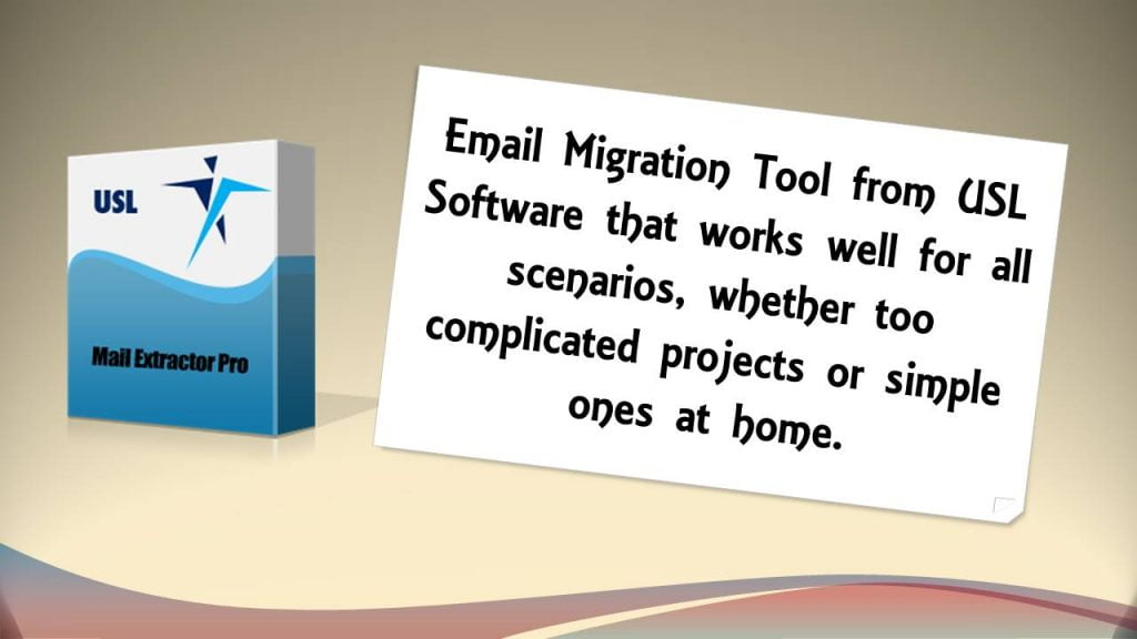 email migration software