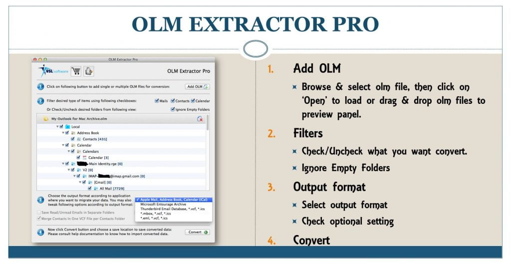 olm to eml conversion